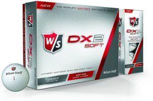 Aperçu du set de balles de golf Wilson Staff WGWP37100 dans un comparatif
