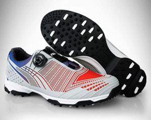 Le type des chaussures de golf polyvalantes