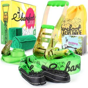Slackline Barefoot