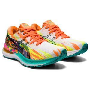 Aperçu de la chaussure de running ASICS Gel-Nimbus 23 dans un comparatif