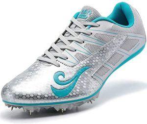 Une chaussure d'athlétisme dans un comparatif