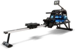 Un modèle de rameur système de freinage à eau dans un comparatif gagnant