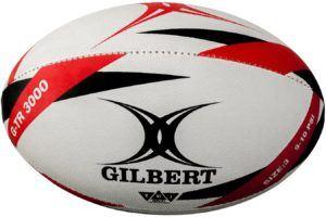 Résultat du test de la taille du ballon de rugby