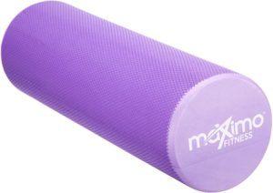 Evaluation de rouleau de massage Maximo Fitness Foam Roller EVA