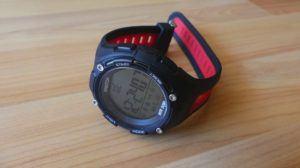 Qu'est-ce qu'un podomètre type montre ?