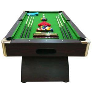 Qu'est-ce qu'une table de snooker ?