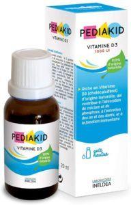 PEDIAKID Vitamine D