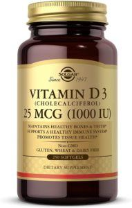 Solgar Vitamine D