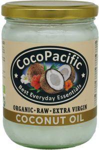 Décrire l'huile de noix de coco CocoPacific ?