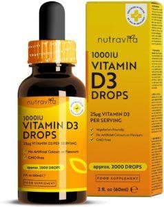 Quelles sont les déficiences de la vitamine D ?
