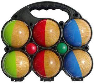 Quels sont les avantages d'une boule de pétanque ?