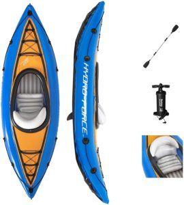 Évaluation de de Kayak gonflable Bestway 65077