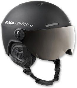 Comment évaluer le casque de ski Black Crevice Gstaad ?