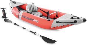Évaluation de de Kayak gonflable Intex Challenger 1
