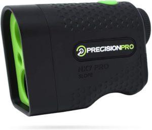 Comme évaluer un Précision Pro Golf NX7 Laser ?