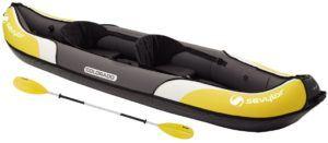 Évaluation de Sevylor Kayak Gonflable Colorado Kit