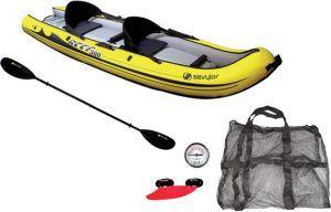 À quoi faut-il veiller lors de l'achat d'un kayak gonflable?