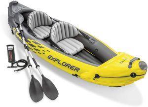 Qu'est-ce qu'un kayak gonflable exactement dans un comparatif?