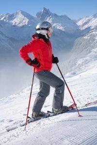 Comment fonctionne un casque de ski ?