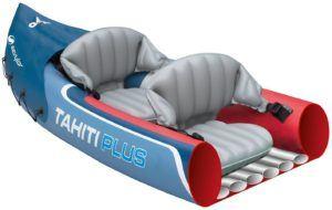 Comment fonctionne un kayak gonflable exactement?