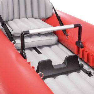 Les matériaux de fabrication d'un kayak gonflable