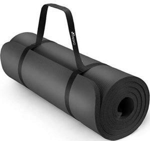 Un tapis de sol fitness épais dans un comparatif gagnant