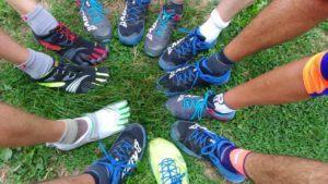 Poids adapté aux chaussures de trail