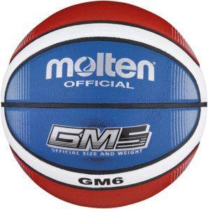 Evaluation du ballon de basket Molten BGMX6-C dans un comparatif gagnant