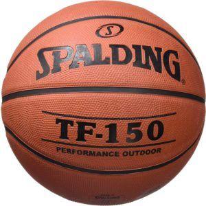 Aperçu du ballon de basket Spalding TF150 dans un comparatif