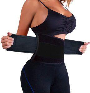 Le modèle de ceinture abdominale de sudation