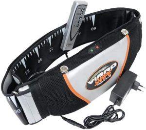 Le modèle de ceinture abdominale vibrante