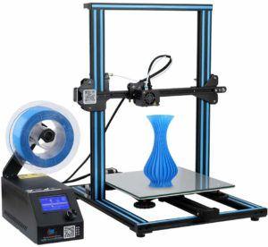 Descriptif de l'imprimante 3D Creality CR-10 Max dans un comparatif