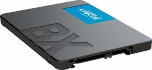 Caractériser un SSD Crucial CT240BX500SSD1 ?