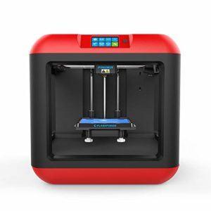 La description de l'imprimante 3D FlashForge 1169 Finder dans un comparatif gagnant