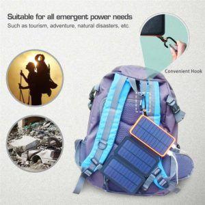 Évaluation de Kilponen Batterie externe 24 800 mAh meilleure batterie