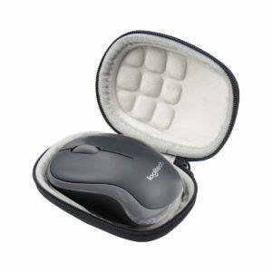 Comment évaluer une souris sans fil de marque Logitech M185?