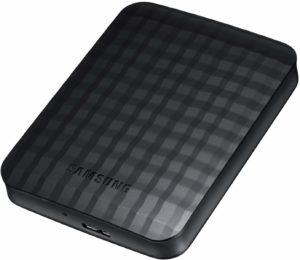Quelle est l'évaluation du disque dur externe Samsung?