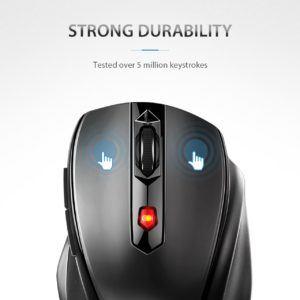 Comment fonctionne une souris sans fil?