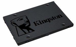 Explications sur le disque dur ssd