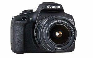 Quels sont les caractéristiques du Canon EOS 2000D ?
