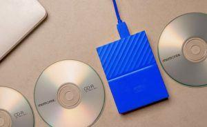 La capacité de stockage d'un disque dur dans un comparatif gagnant