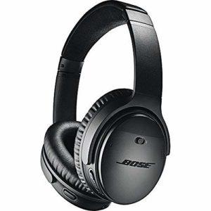 Quels sont les attributs du casque Bose QuietComfort 35 II dans un comparatif ?