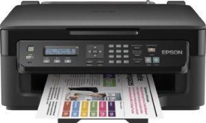 Quels sont les caractéristiques d'une imprimante Epson WorkForce WF-2510WF ?