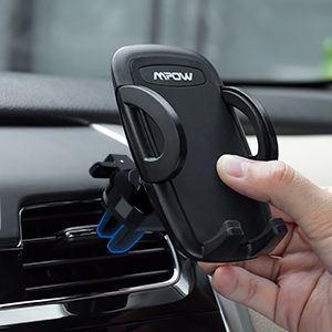 Comment évaluer Mpow support téléphone voiture ?