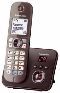 Quels sont les caractéristiques d'un téléphone Panasonic KX-TG6821 ?