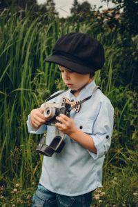 Donner les alternatives aux appareils photo ?