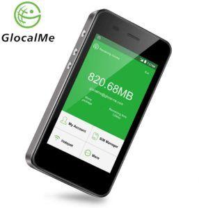 Quel est le résultat du test de la box internet GlocaMe G3 routeur mobile 4G?
