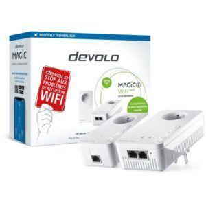 devolo Magic 2 WiFi : Starter Kit CPL le plus rapide
