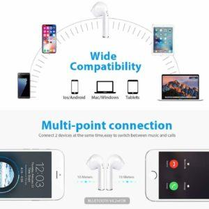les différents domaine d'application écouteur sans fil