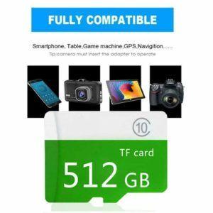 la carte micro SD fiable et proposée à un prix raisonnable